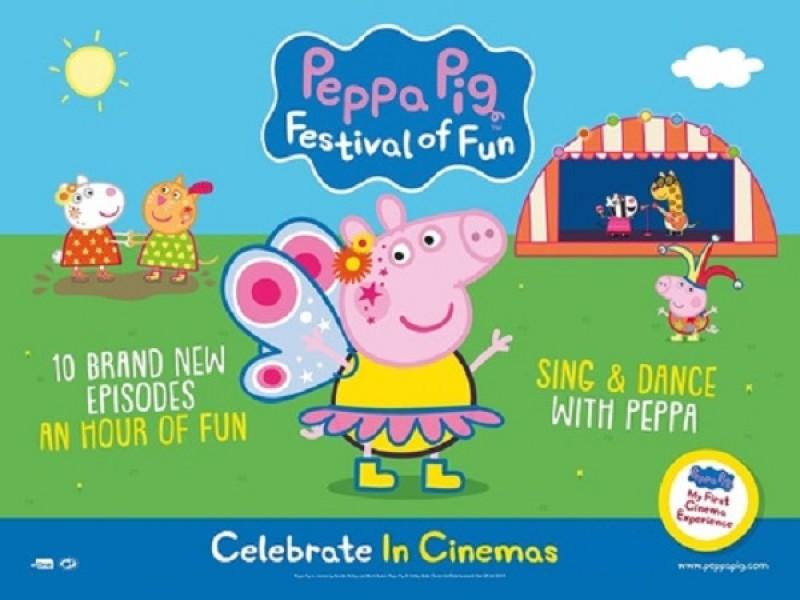 Peppa Pig: Festival of Fun (U)