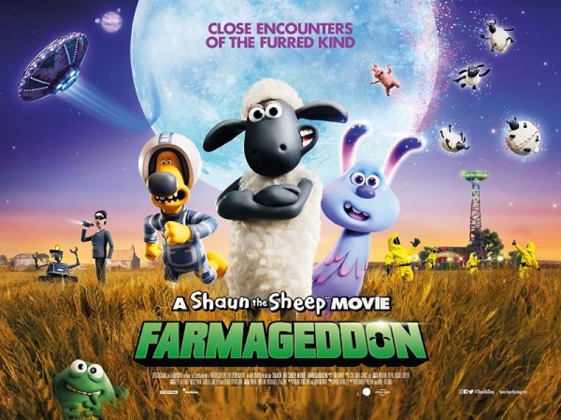 A Shaun the Sheep Movie: Farmageddon (U)