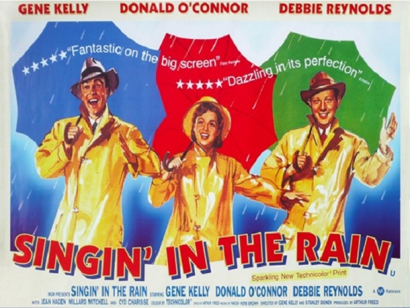 Dementia Friendly Screening: Singin' In The Rain (U)