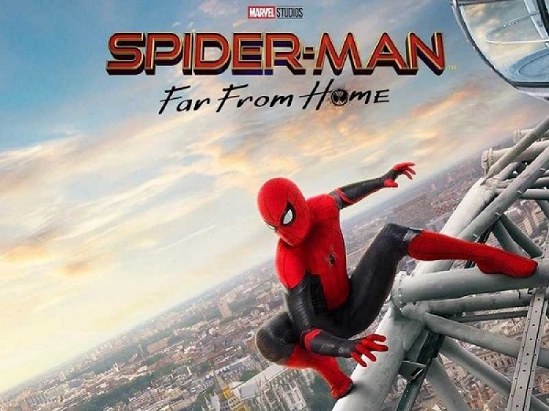 Family: Spider-Man: Far From Home (12A)