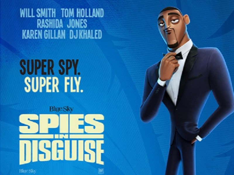 Family: Spies In Disguise (PG)