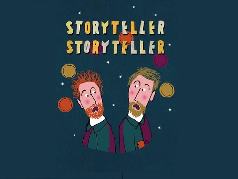 Storypocket Theatre presents Storyteller, Storyteller
