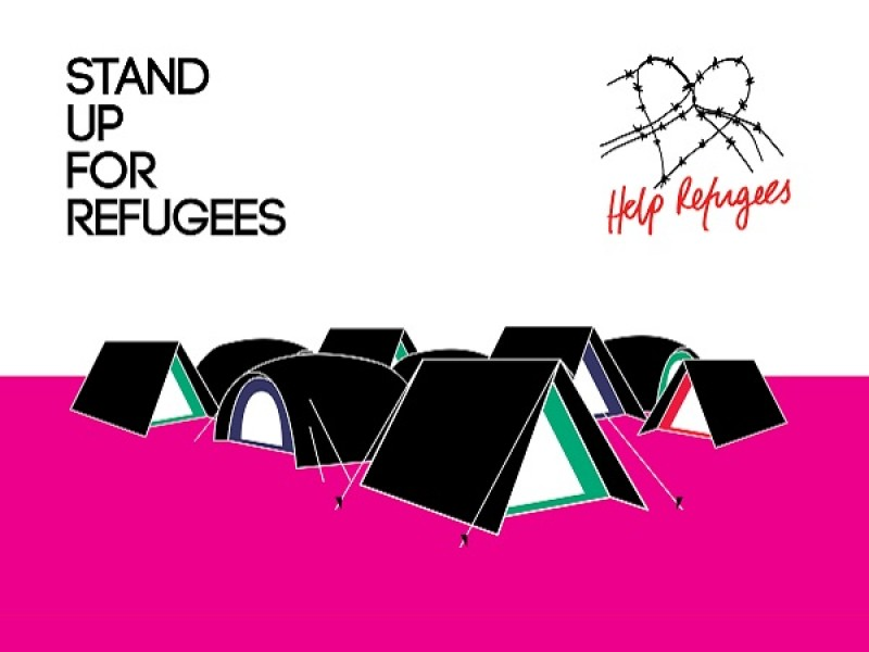 Stand-Up For Refugees