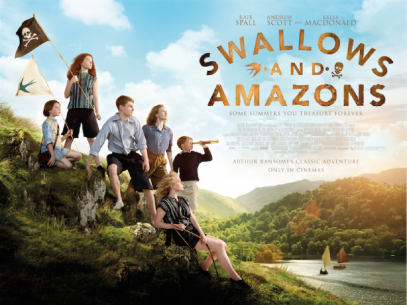 Swallows & Amazons with Q&A (PG)