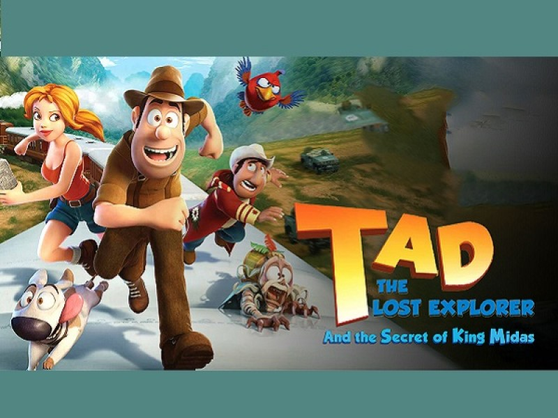 Family: Tad The Lost Explorer... (PG)