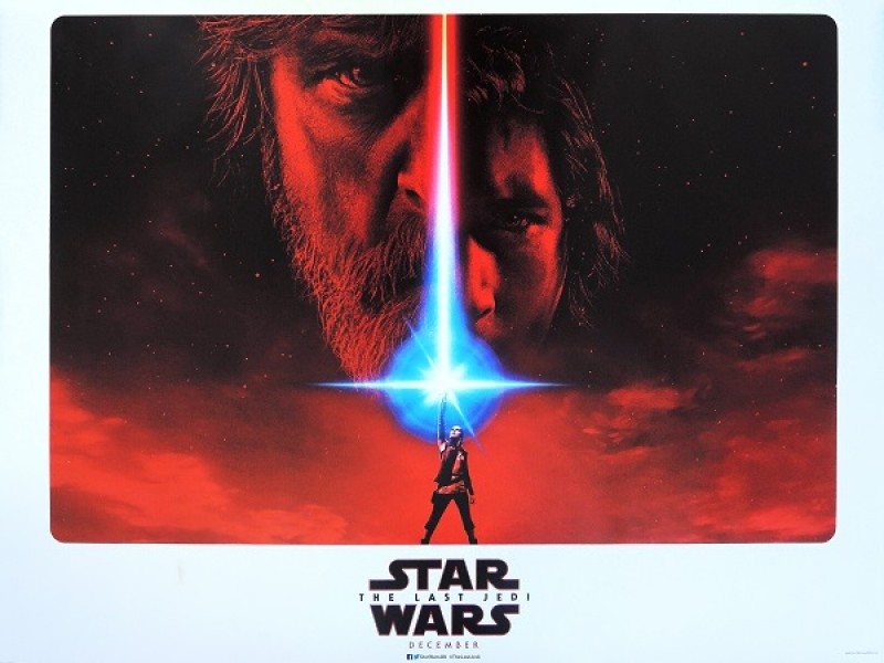 Star Wars: The Last Jedi (12A)