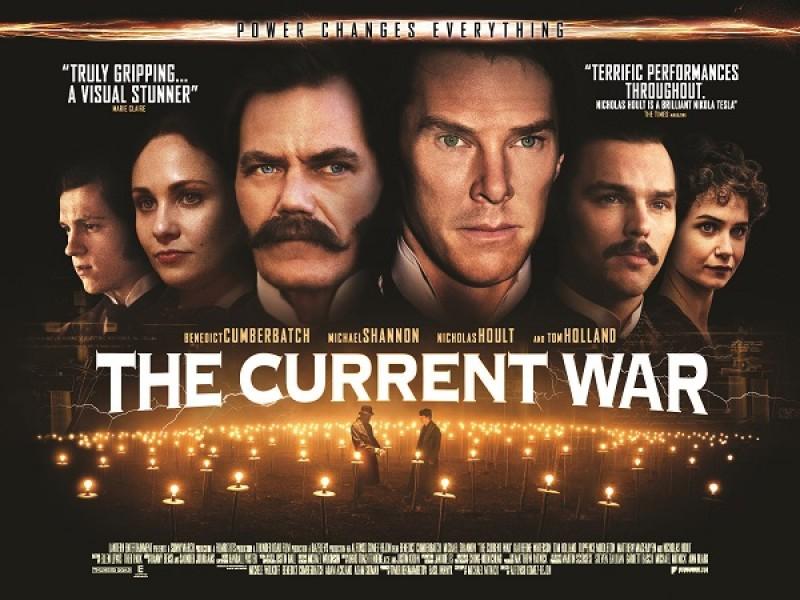 The Current War (12A)