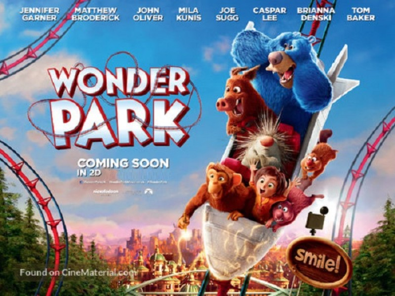 Family: Wonder Park (PG)