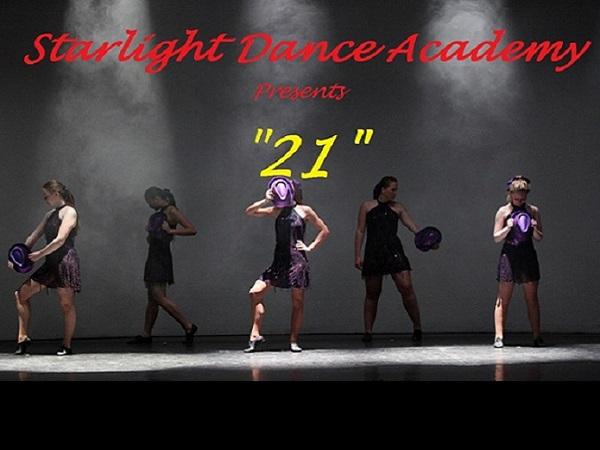 Starlight Dance Academy presents 21