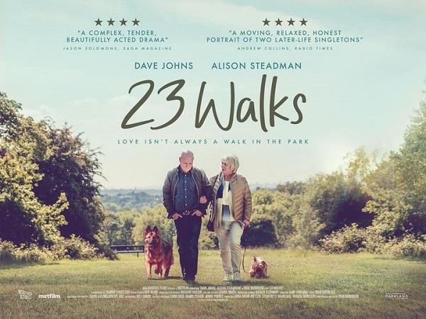 23 Walks (12A)