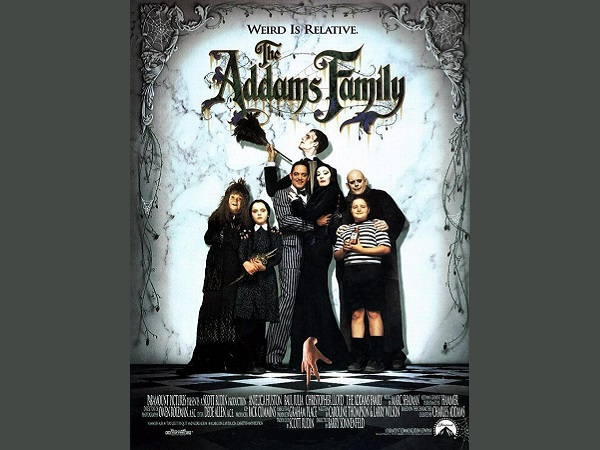 Family: The Addams Family (PG)