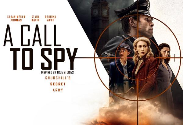A Call To Spy (12A)