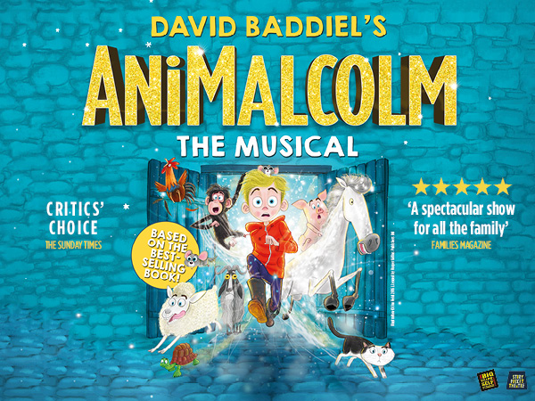 David Baddiel's ANiMALCOLM the Musical