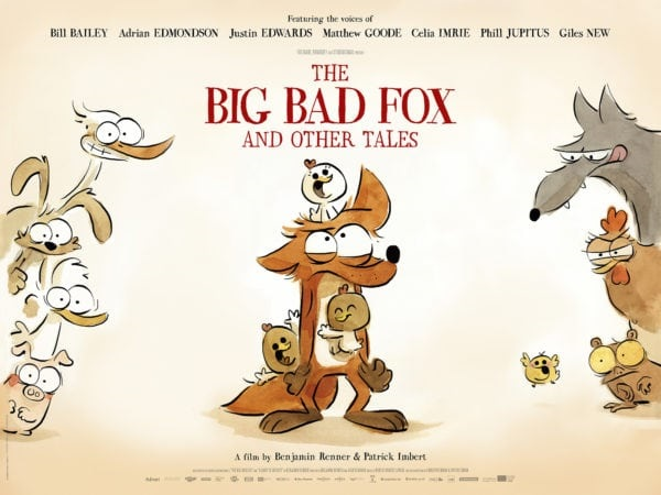 Family: The Big Bad Fox & Other Tales (U)
