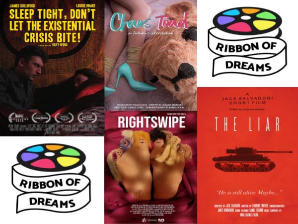 Ribbon of Dreams Short Film Festival 2019 - Session 4: Comedy (16+)
