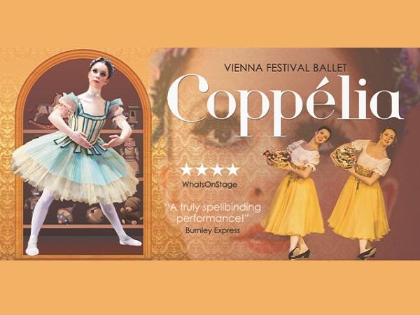 Vienna Festival Ballet: Coppélia