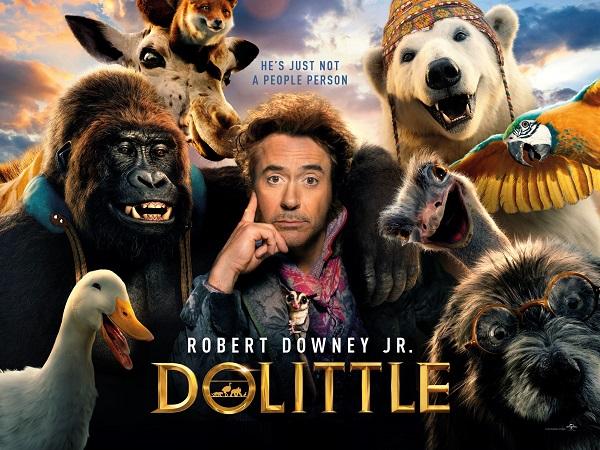 Family: Dolittle (PG)