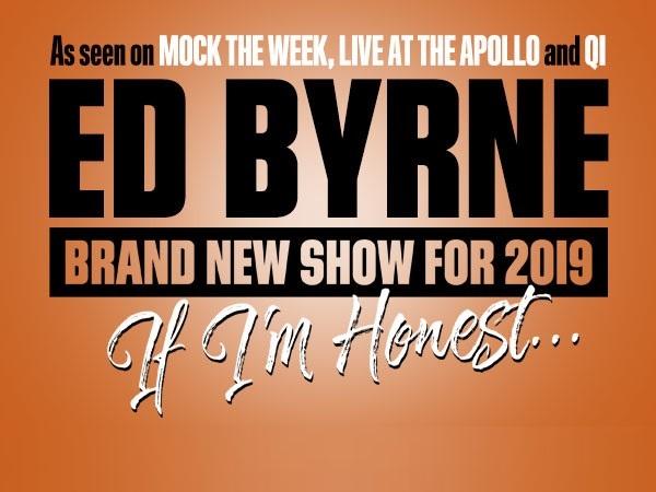 Ed Byrne - If I'm Honest….