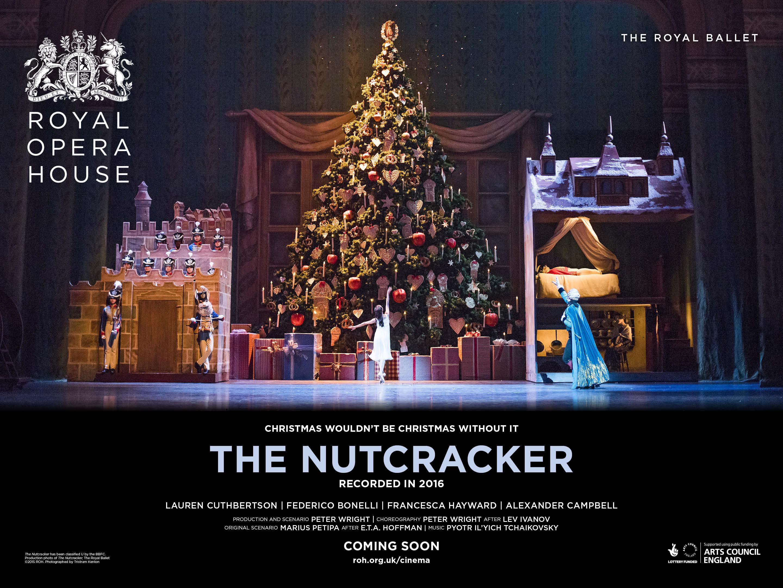 ROH The Nutcracker (U) (Encore)