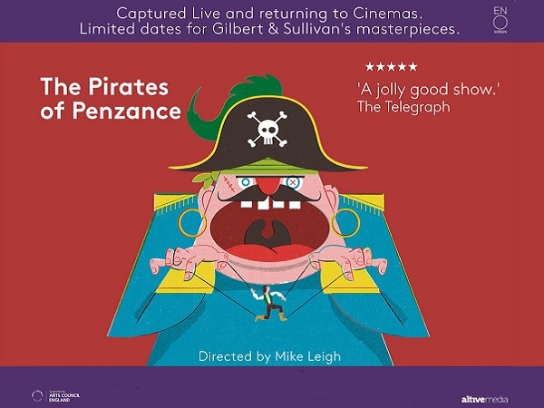 ENO Screen: Pirates of Penzance (PG)