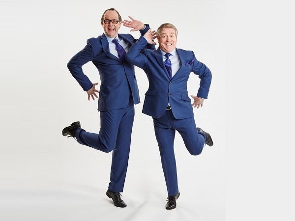 An Evening of Eric & Ern with Ian Ashpitel and Jonty Stephens