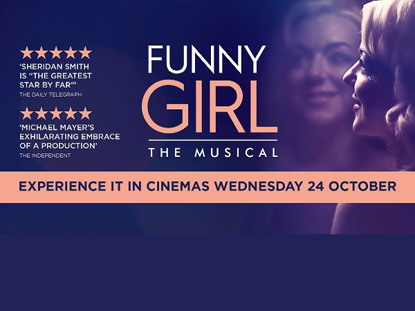 Live Broadcast: Funny Girl - The Musical