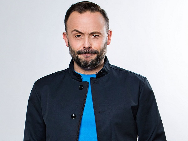 Geoff Norcott: Taking Liberties