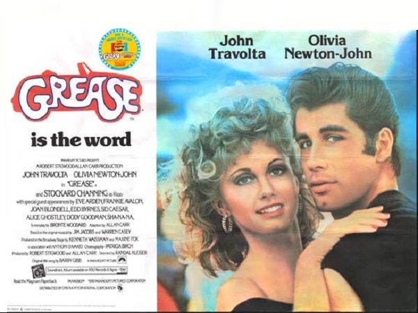 Dementia Friendly Screening: Grease (PG)