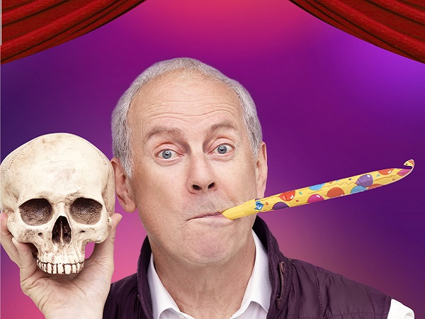 Gyles Brandreth: Break a Leg