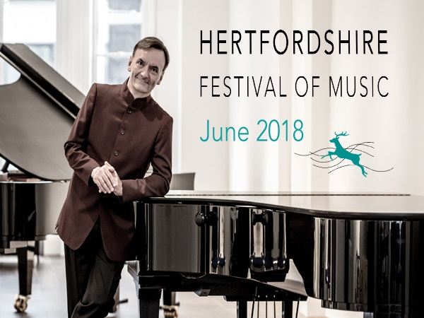 Hertfordshire Festival of Music: Stephen Hough - In conversation