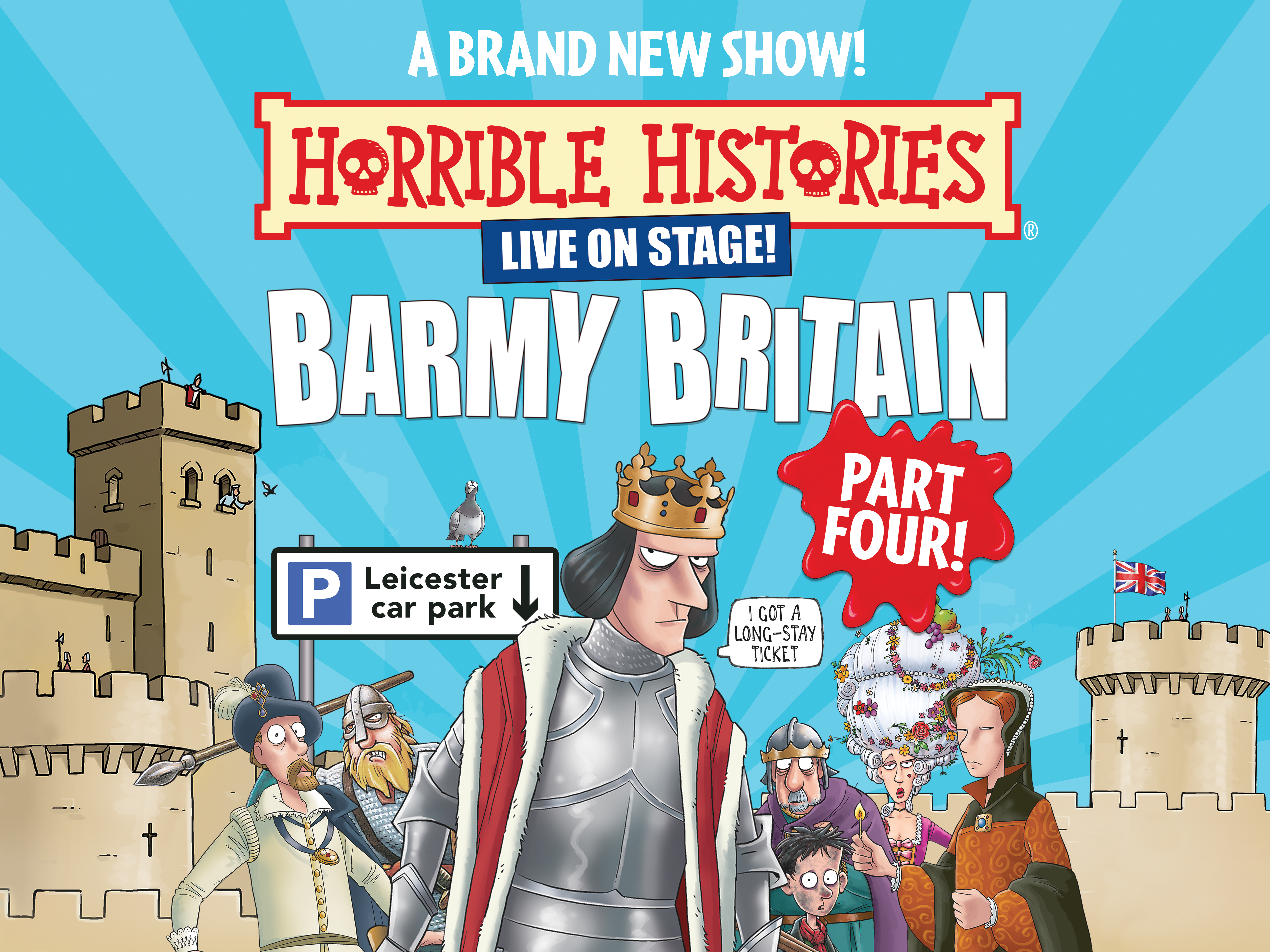 Horrible Histories – Barmy Britain Part Four