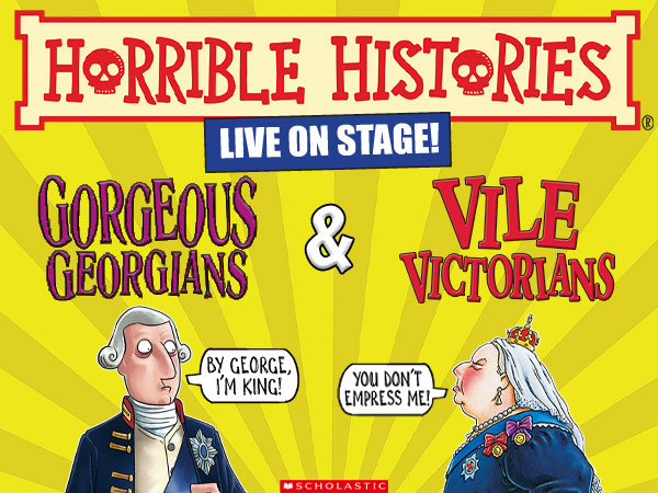 Horrible Histories (Socially Distanced)