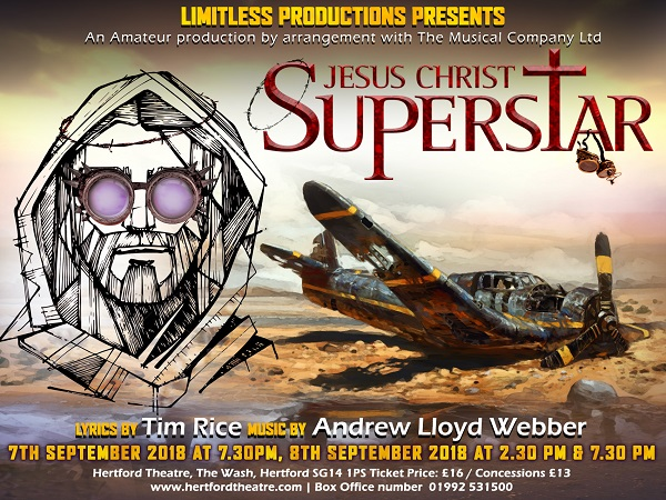 Limitless Productions: Jesus Christ Superstar
