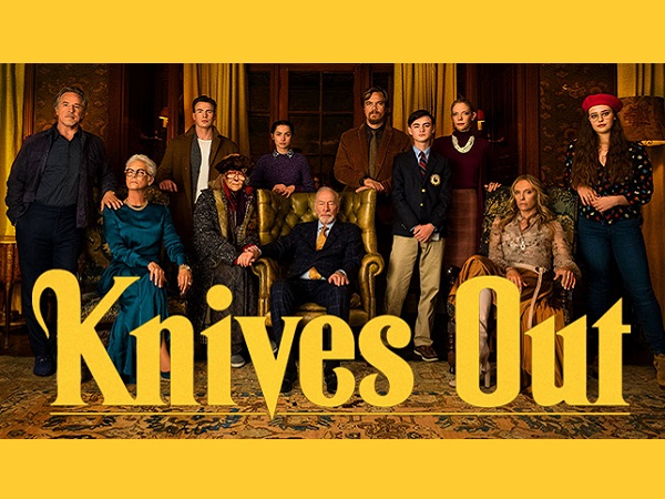 Soft Subtitled: Knives Out (12A)