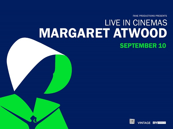 Margaret Atwood: Live In Cinemas (12A)