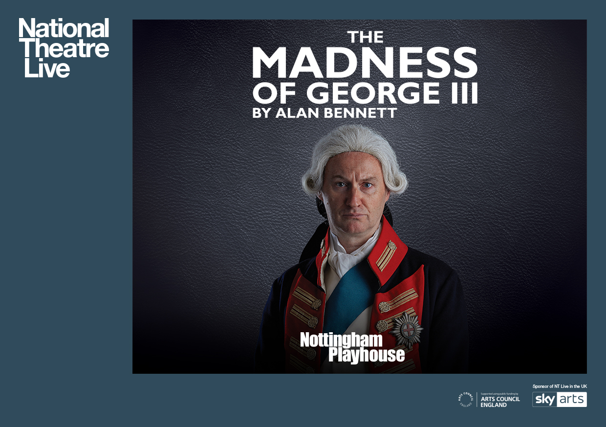 NT Encore: The Madness of George III (12A)
