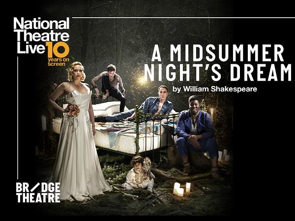 NTLIVE: A Midsummer Night's Dream (Encore) (12A)
