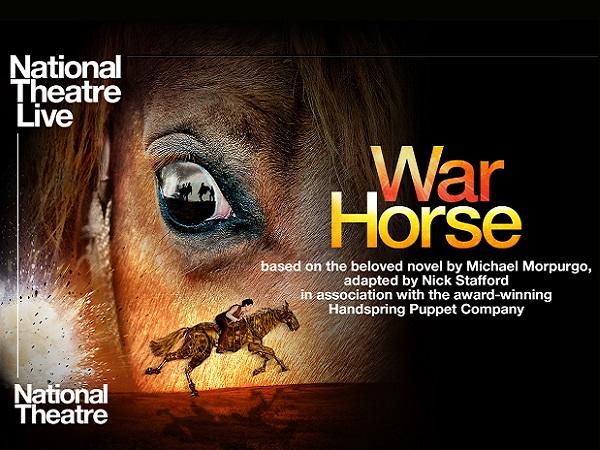National Theatre Live: War Horse (Encore) 12A