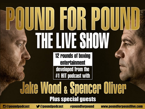 Pound for Pound: The Live Show 2019