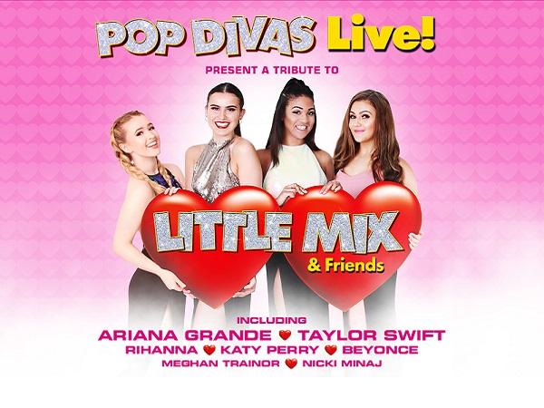Pop Divas Live!