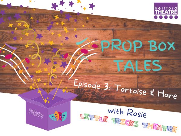 Prop Box Tales Online: Tortoise & Hare