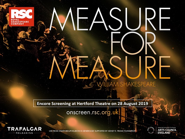 RSC Encore: Measure for Measure
