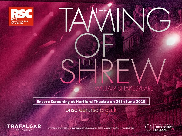 RSC Encore: The Taming Of The Shrew