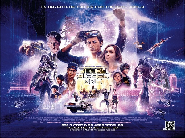 Family: Ready Player One (12A)