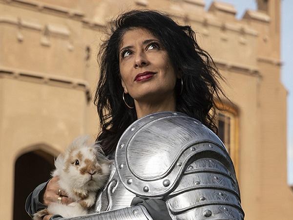 Shappi Khorsandi: Skittish Warrior...Confessions of a Club Comic