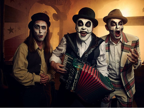 The Tiger Lillies - Devil's Fairground