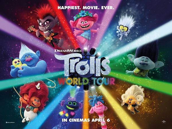 Trolls: World Tour (PG)