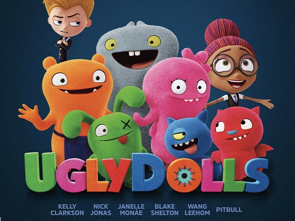 Family: UglyDolls (PG)