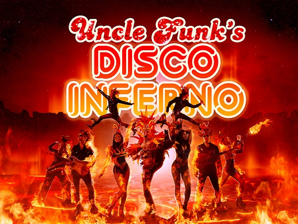 Uncle Funk's Disco Inferno Charity Night
