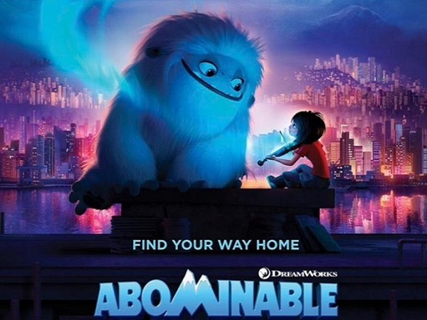 Family: Abominable (PG)